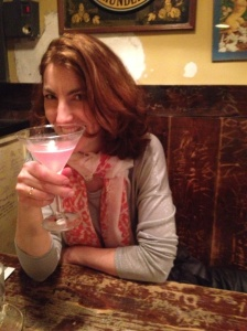 Rome and Cosmopolitans: what's not to like?